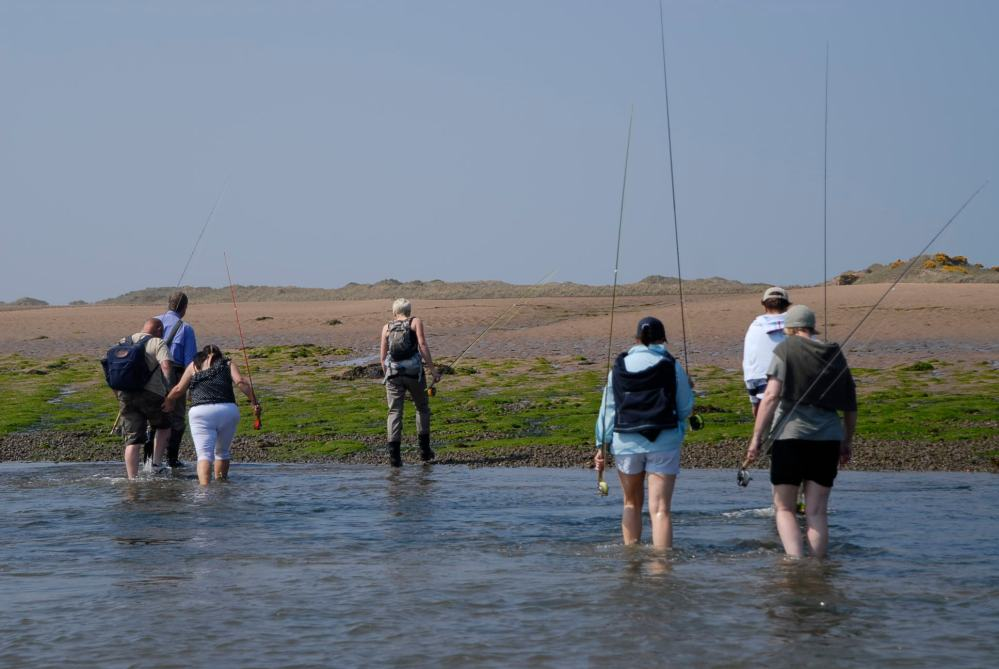 History of Ladies Fishing (6/6)