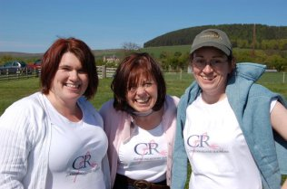 Casting for Recovery Fund raising event at Chatton Trout Fishery