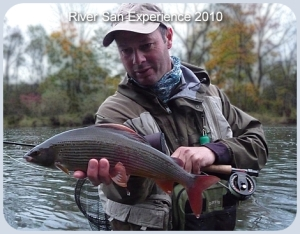 Paul Procter Orvis Grayling Fishing