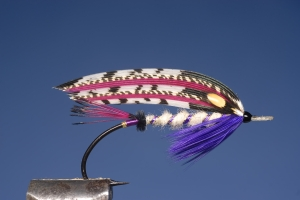 Classic Salmon Fly Turkish Delight