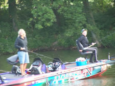 Final of the womens bassmaster tour