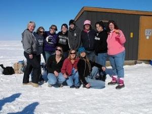 Ice Maidens The Wigwam Ladies