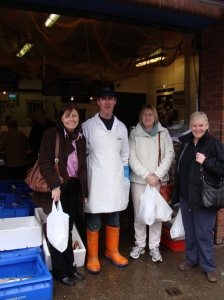 Taylors Seafoods North Shields