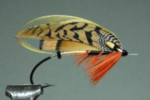 Dalhousie Kelson Classic Salmon Fly tied by Paul