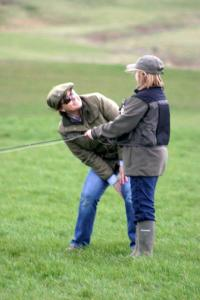 Individual casting tuition