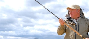 Salmon Fishing with AAPGAI Master Paul Little