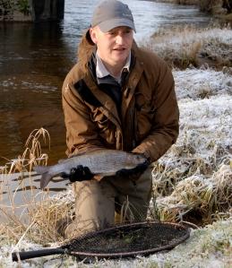 River Annan Grayling 2012