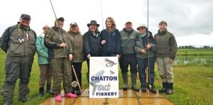 Chatton Ladies Fishing Club