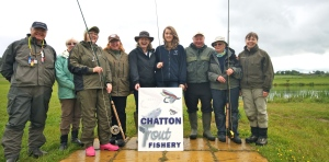 Chatton Ladies Fishing Club