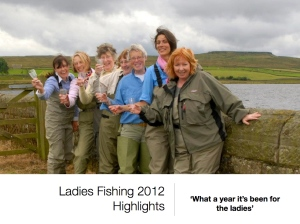 Ladies Fishing Club 2012