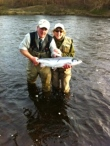 Bywell Beat salmon