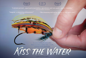Kiss The Water - Ladies Fishing