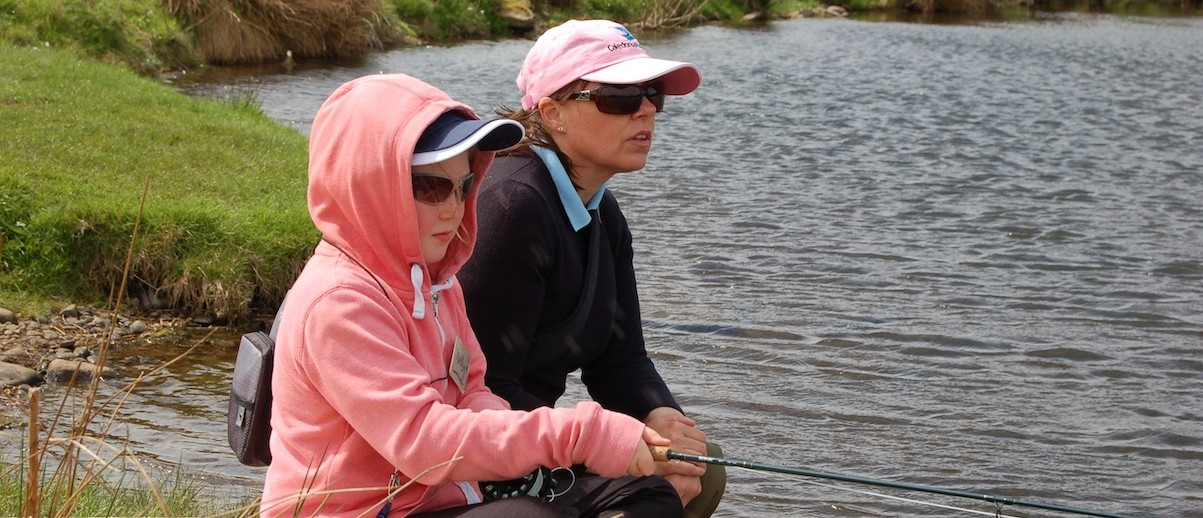 Ladies Fishing Club