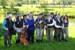 Ladies charity day on Bywell Beat