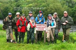 S&TA introduction to salmon fishing