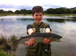 success for anther Witton Young Rod