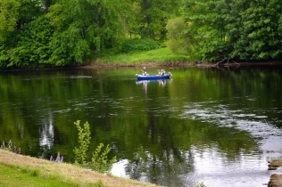 Ladies Day at Meikleour River Tay