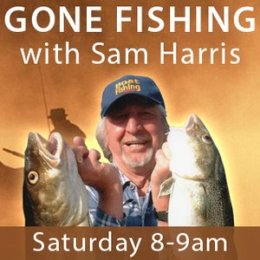 Weekly radio show Gone Fishing